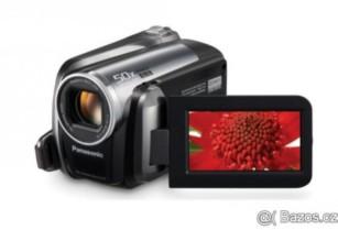 Digitální kamera Panasonic SDR-H60//60gb HDD