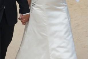 Svatební šaty Art Couture