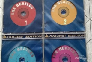 CD The Beatles 1, 2, 3, 4