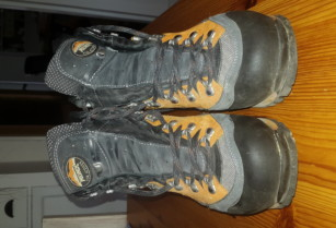 Pánské trekové boty Meindl