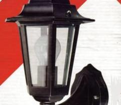 Nástěnné svítidlo 230V/60W 4000140