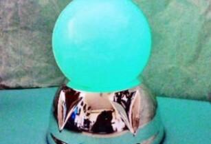 Magický ledový míč – svítidlo se změnou barev-vířivé