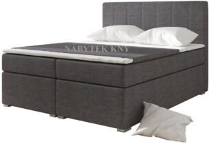 Levná americká vysoká postel výška sedu 68cm