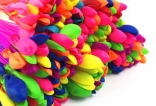 Barevné magické vodní balónky – vodní bomby 111 ks