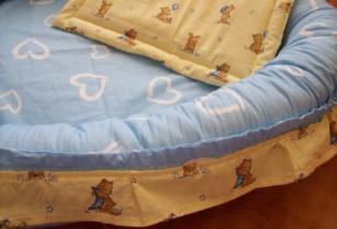 hnízdečko pro miminka 2