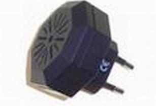 Ultrazvukový odpuzovač vás ochrání před dotěrnými komáry.