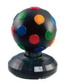 Stolní DISCO koule – bezpečné svítidlo
