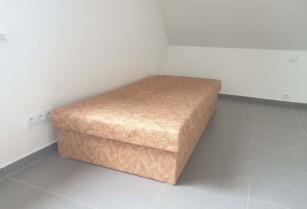otevírací postel