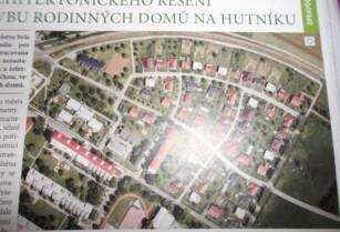 Stavební parcela 696m2 ve Veselí nad Moravou, Jižní Morava