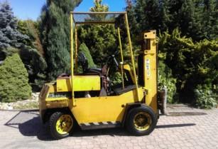 Vysokozdvižný vozík Gliwice