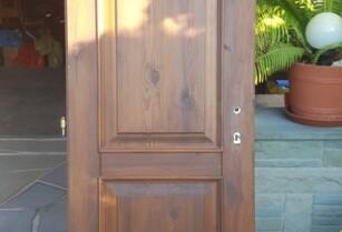 Drevene dvere interier
