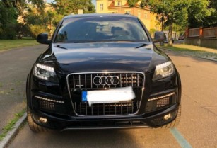 TOP Audi Q7