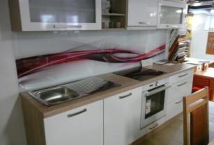 kuchyňská linka s ostrůvkem