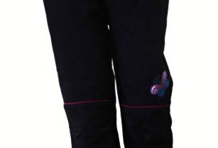 Dívčí softshellové kalhoty bez podšivkou vel.86-110