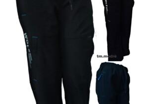 Chl. softshellové kalhoty bez podšivkou 116-146