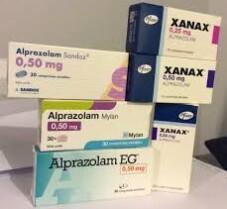 Xanax, Lexaurin, Adipex, Tramal, Diazepam, Frontino, Neurol